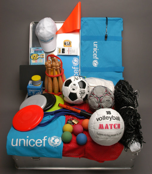 Unicef Innovation Play kit