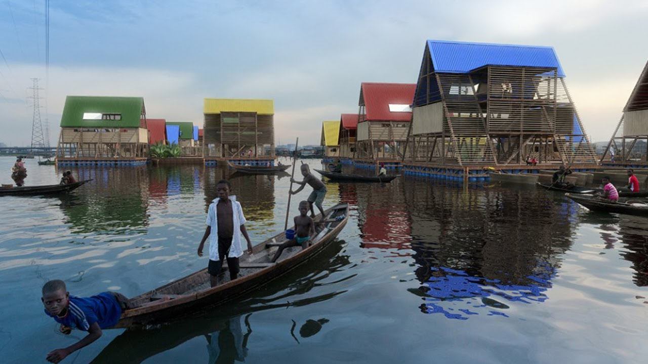 Makoko Floating School 10