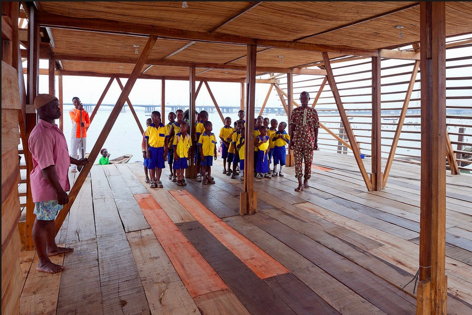 Makoko Floating School 7