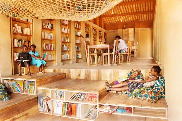 Library of Muyinga 7