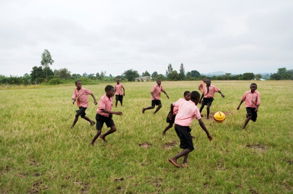 Unicef Innovation Football