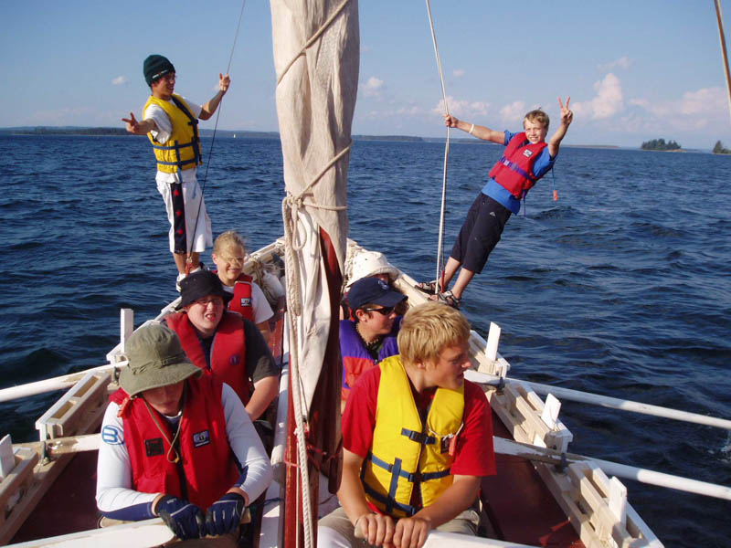 Sea School 7