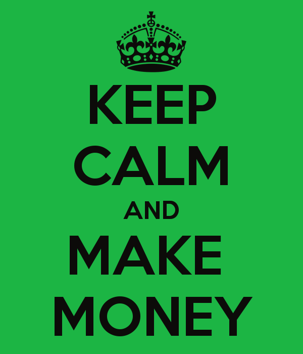 Money keep Calm 2