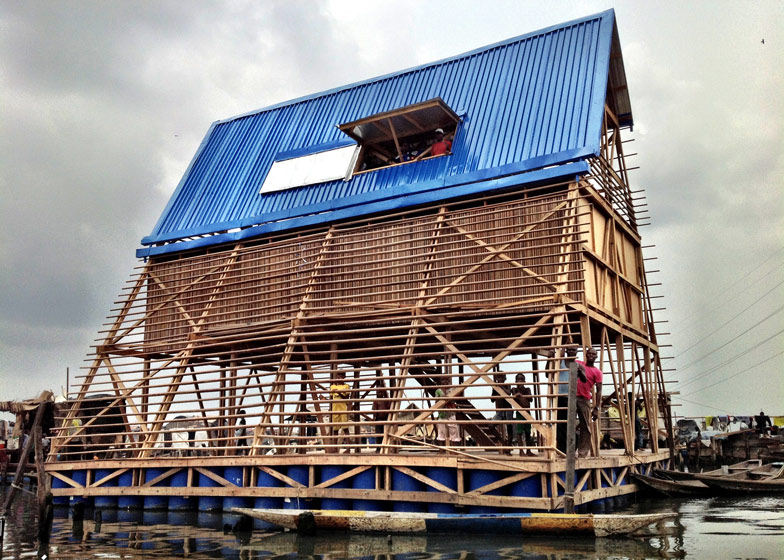 Makoko Floating School 3