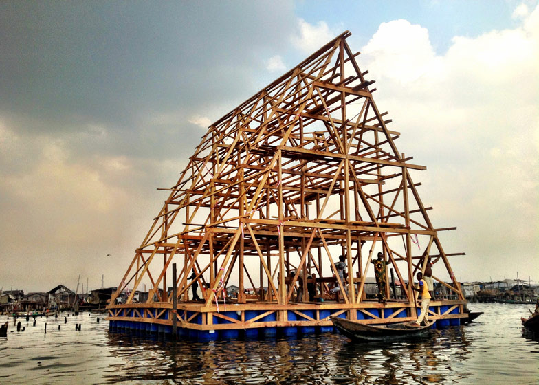 Makoko Floating School 4