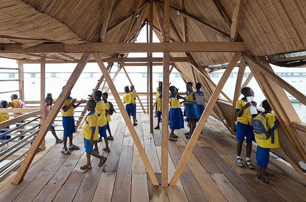 Makoko Floating School 6