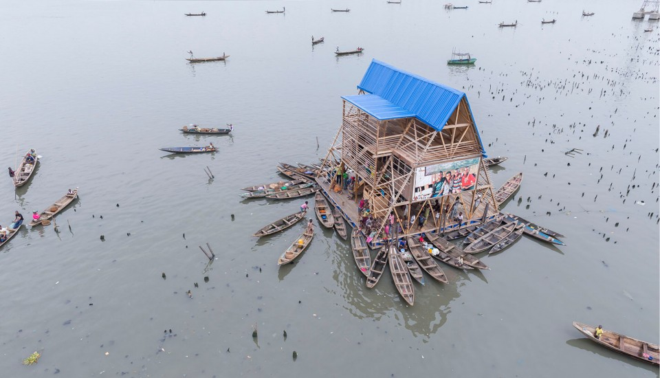 Makoko Floating School 8