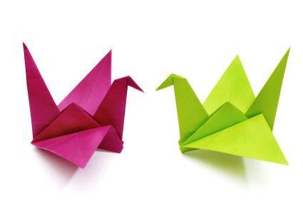Hiroshima origami