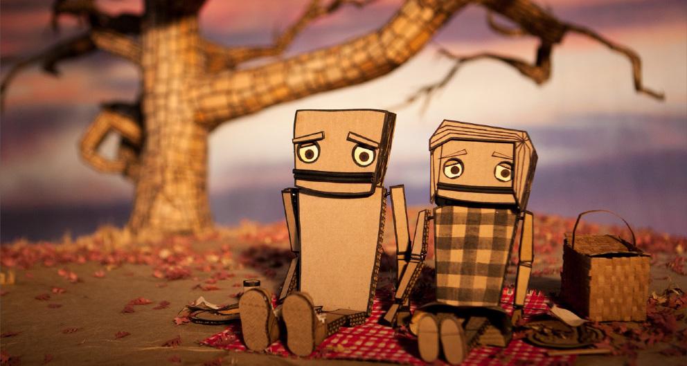 Cardboard Film 3
